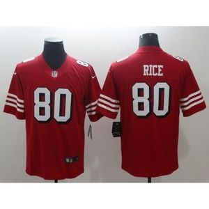 San Francisco 49ers Jerry Rice Jersey